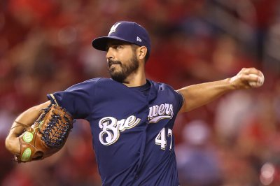 NLCS: Brewers tab Gio Gonzalez for Game 1 start NLCS Brewers tab Gio Gonzalez for Game 1 start