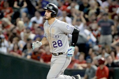 Colorado Rockies try to complete sweep of San Francisco Giants Colorado Rockies try to complete sweep of San Francisco Giants