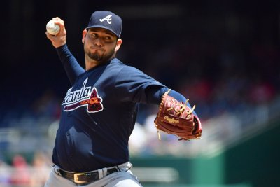 Atlanta Braves' Sanchez will try to complete sweep of New York Giants Atlanta Braves Sanchez will try to complete sweep of New York Giants