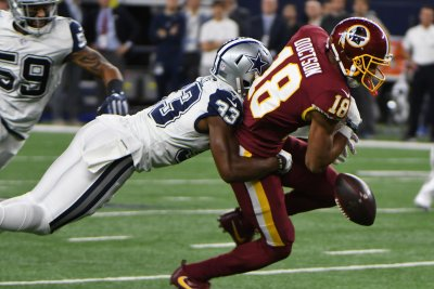Washington Redskins WR Josh Doctson prepares for huge leap Washington Redskins WR Josh Doctson prepares for huge leap