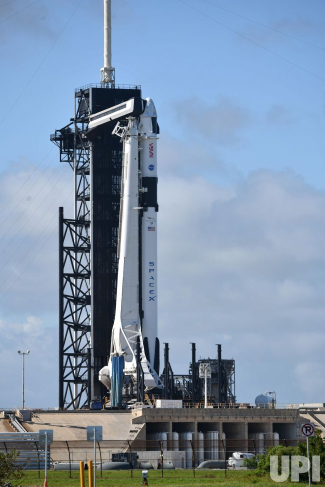 First NASA/SpaceX Operational Crew Dragon Prepared for ...