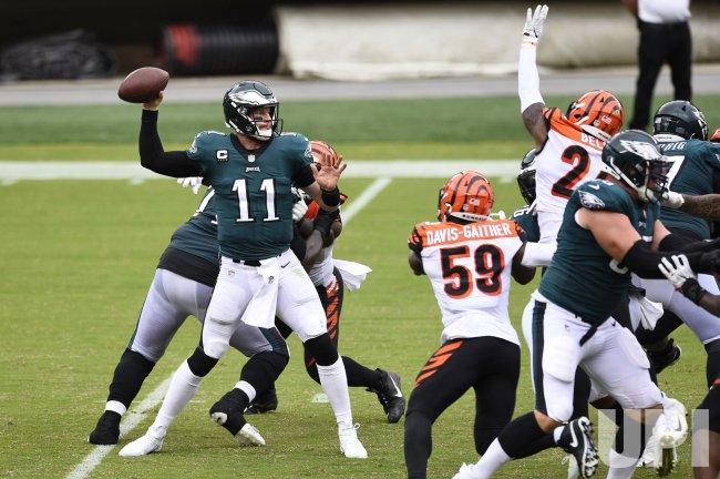 Philadelphia Eagles vs Cincinnati Bengals in Philadelphia - UPI.com