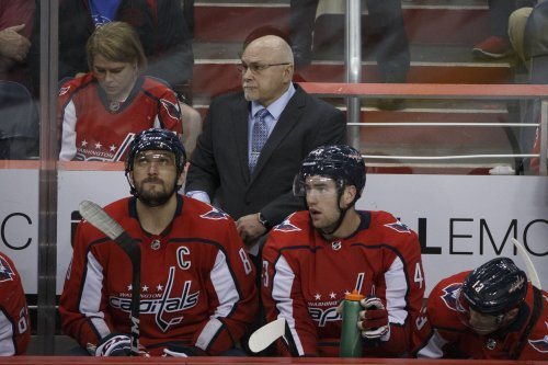 Washington Capitals coach Barry Trotz resigns after Stanley Cup win Washington Capitals coach Barry Trotz resigns after Stanley Cup win Washington Capitals coach Barry Trotz resigns f