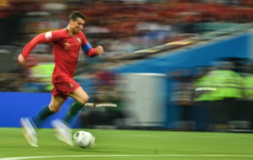 Ronaldo's hat-trick helps Portugal to draw World Cup group stage match vs Spain Ronaldo's hat-trick helps Portugal to draw World Cup group stage match vs Spain Ronaldos hat trick helps Portugal to draw World Cup group stage match vs Spain f