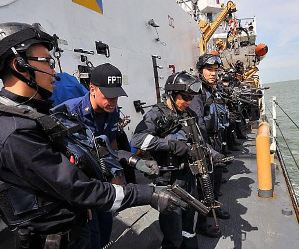 U.S. Navy in South China Sea exercise with ASEAN - UPI.com
