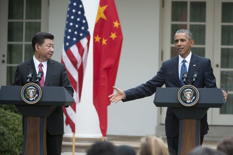Image result for President xi jinping pledges no militarization of disputed islands sep 26 2015 white house