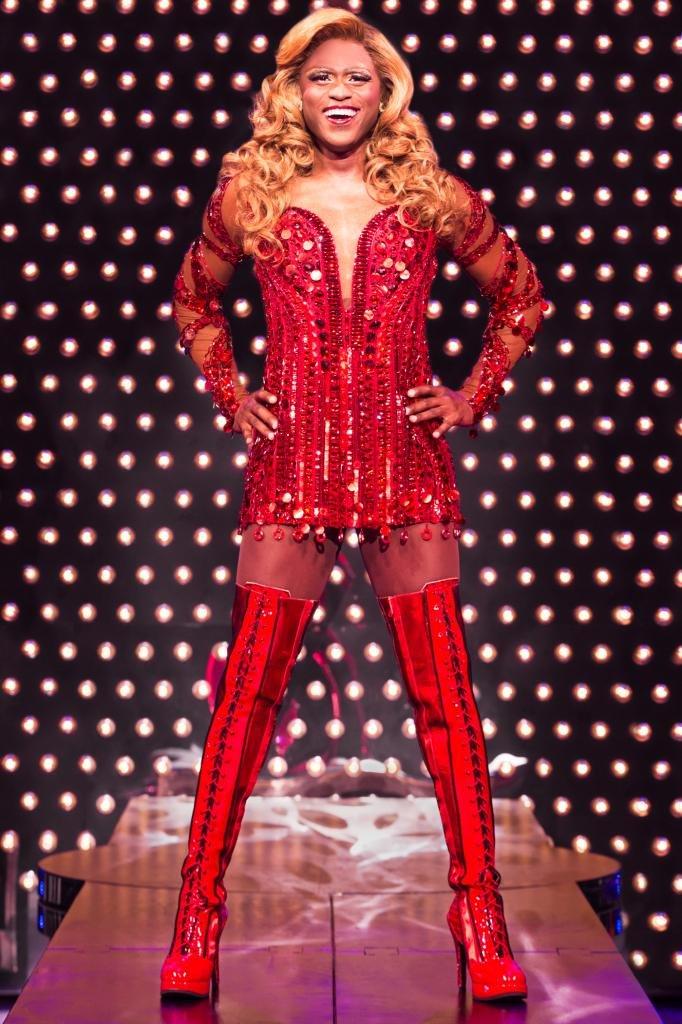 Wayne Brady Says Of Kinky Boots Character I Am Lola