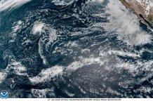 Hawaii Hurricane Watch: Island Country Bracing for Rare Strike from Hurricane as Douglas Creeps Closer