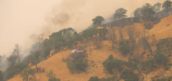 California's County Fire sparked by electric livestock ...