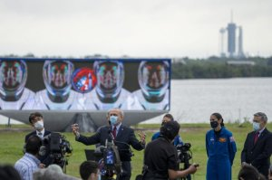 NASA is delaying the launch of SpaceX Crew-2 astronauts to Friday