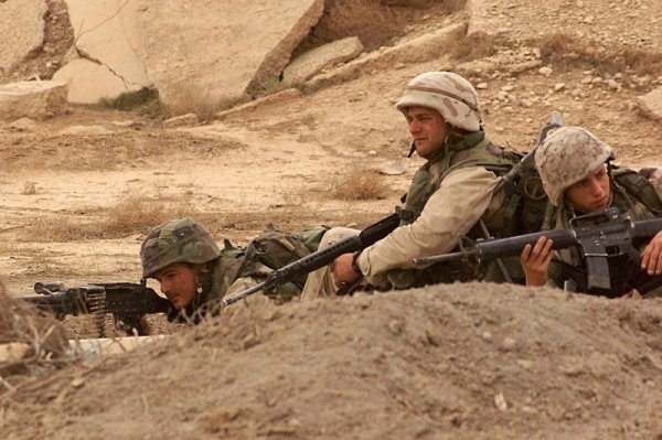 70 percent of U.S. troops oppose 'boots on the ground' in ...