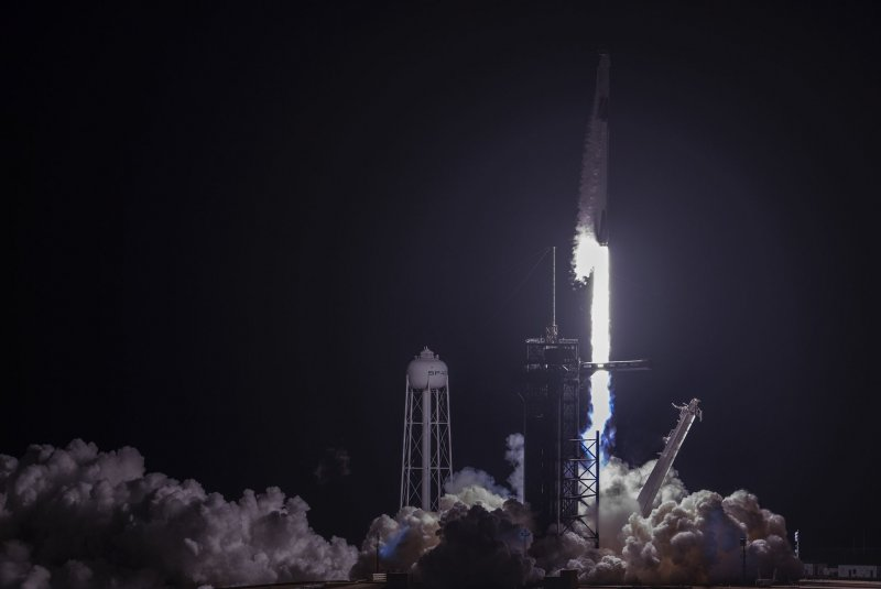 SpaceX, NASA make history with launch to space station ...