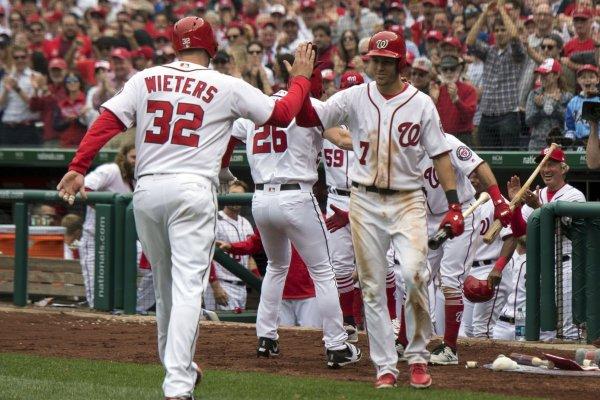 Matt Wieters' walk-off hit lifts Washington Nationals over ...