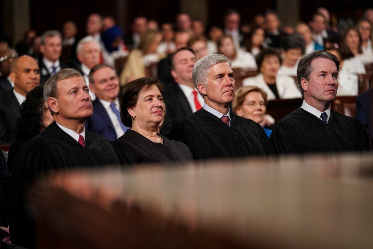 Chief Justice John Roberts Family
