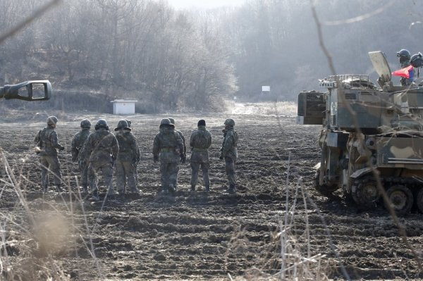 South Korea, U.S. agree to scale down spring military ...