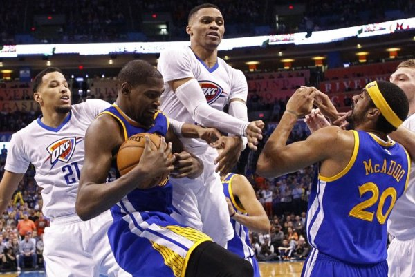 Kevin Durant leads Golden State Warriors to win in return ...