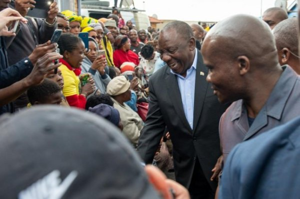 South Africa's ruling ANC party keeps majority but sees ...
