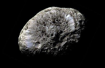 New ideas about Saturn's 'oddball' moon - UPI.com
