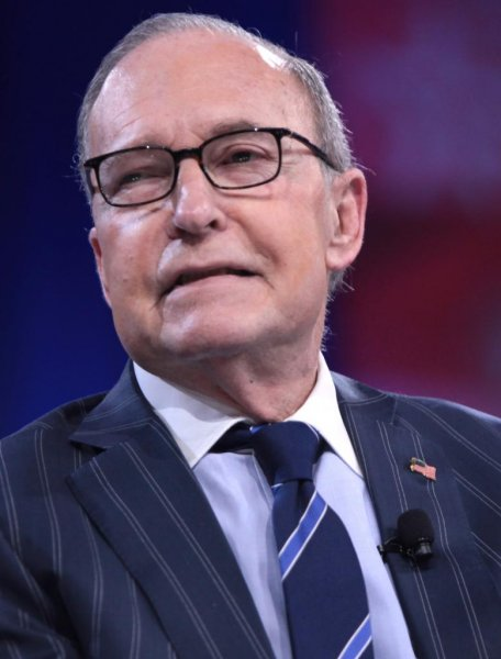 Lawrence Kudlow accepts post as Donald Trump's economic ...