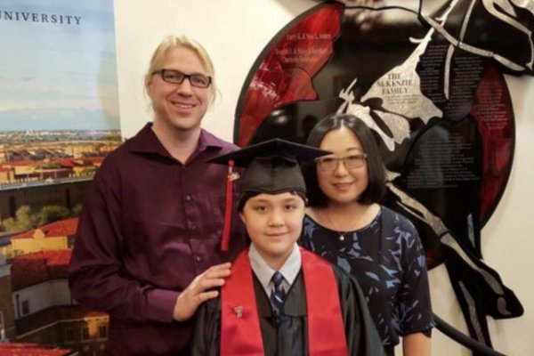 Cornell University welcomes 12-year-old freshman Jeremy ...