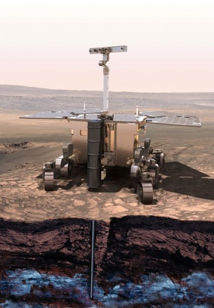 European Space Agency, Russia's Roscosmos agency sign Mars ...
