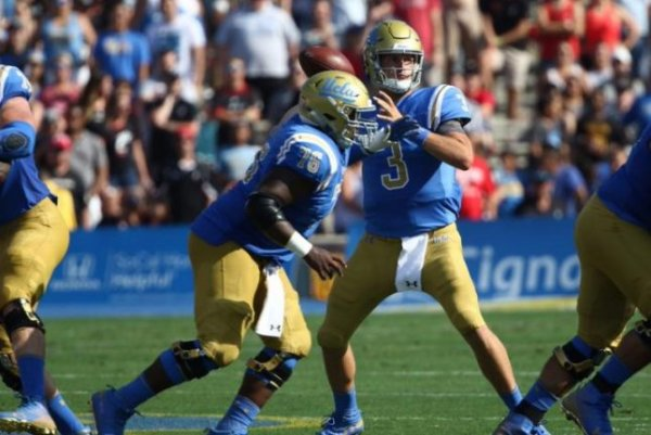 QB Wilton Speight's status unknown as UCLA Bruins prep for ...