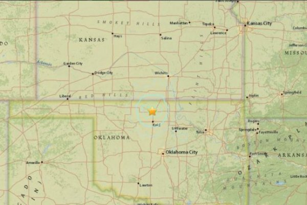 Kansas, Oklahoma rattled by 4.4 magnitude earthquake - UPI.com