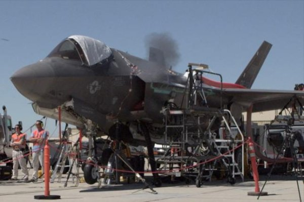 Gatling gun being tested for USAF F-35A fighter - UPI.com