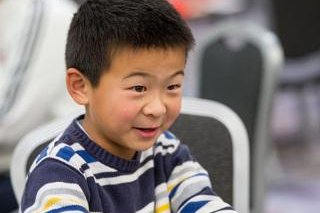Dedicated bridge player Andrew Chen, 8, has been named the youngest-ever Life Master in the game by the American Contract Bridge League. Photo courtesy of theAmerican Contract Bridge League