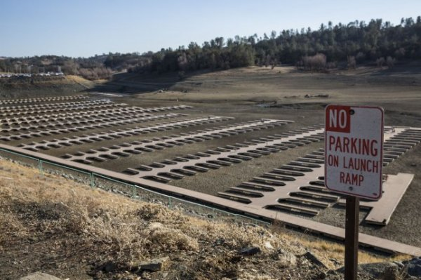 Study: California drought caused by climate change - UPI.com