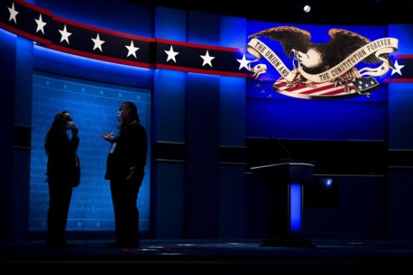 Watch live: President Donald Trump, Joe Biden to spar on 6 issues in first debate - UPI.com