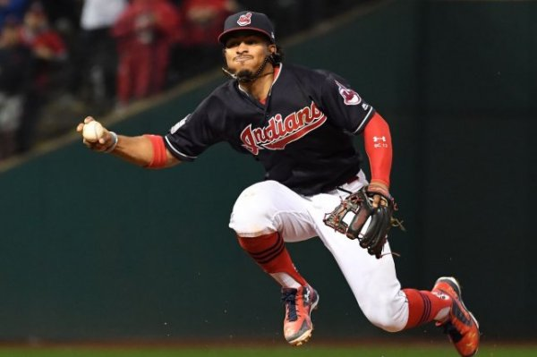 Francisco Lindor homers twice, powers Cleveland Indians ...