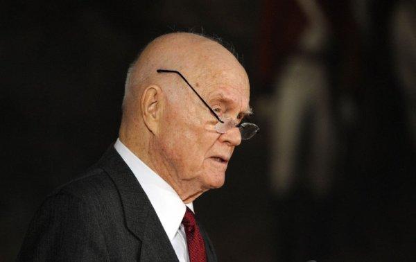 John Glenn remembers 1962 space launch - UPI.com