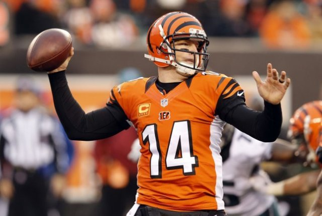 NFL Football Andy Dalton