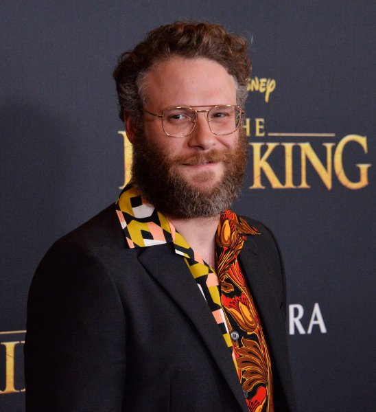 Seth Rogen can now be seen in the trailer for the upcoming dramedy film, An American Pickle. File Photo by Jim Ruymen/UPI