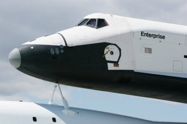 On This Day, Sept. 17: Space shuttle Enterprise debuts ...