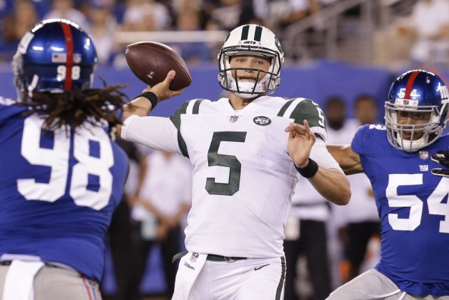 Philadelphia Eagles sign QB Christian Hackenberg Philadelphia Eagles sign QB Christian Hackenberg