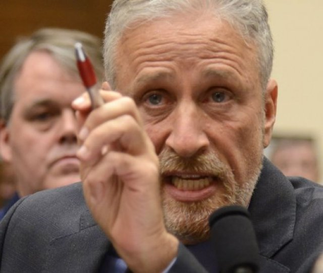 Angry Jon Stewart Pushes Lawmakers To Extend 9 11 Victims Fund