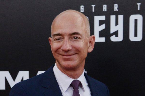 Amazon posts record quarterly profits, CEO Jeff Bezos ...