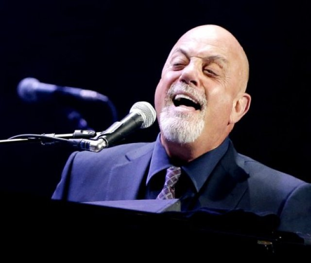 Billy Joel Performs At Madison Square Garden On August   The Singer Joked About Ex Wife Christie Brinkley Dating John Mellencamp In Concert Saturday