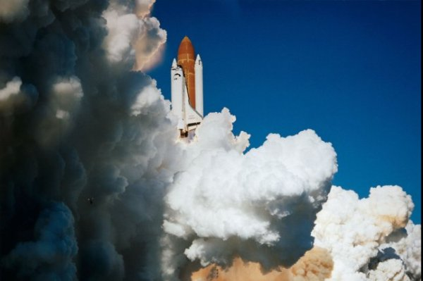 Safety in space flight, 30 years after the Challenger ...