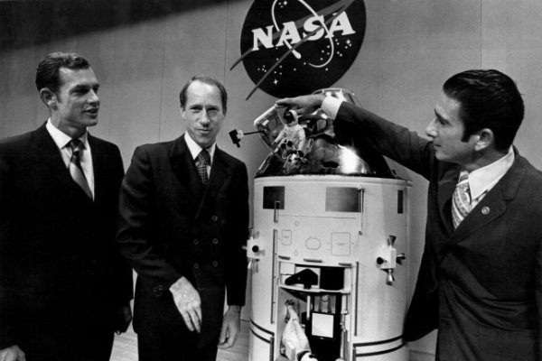 On This Day Eisenhower signs law creating NASA UPIcom