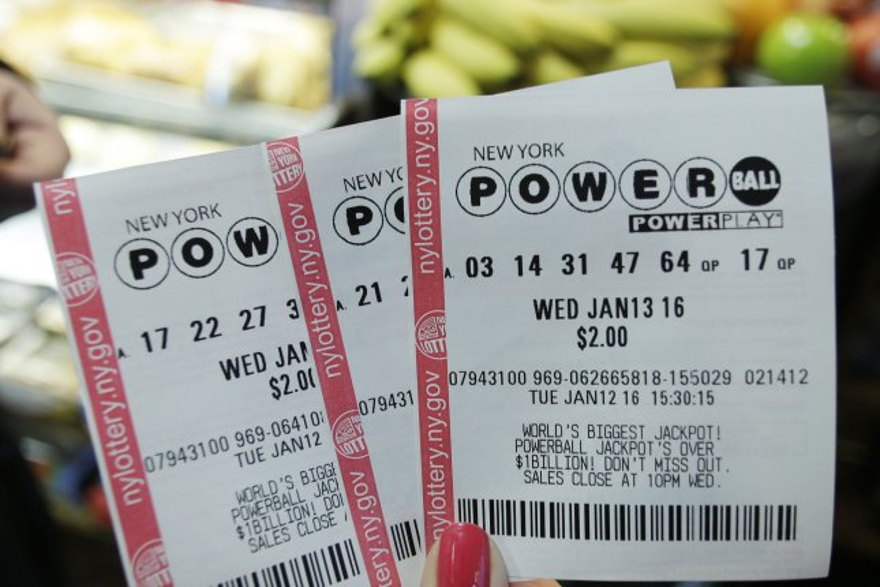 Winning Powerball Ticket Worth $447.8M Sold In California