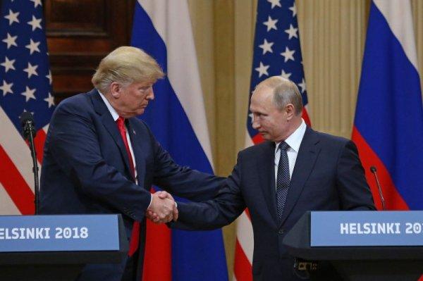 Presidents Donald Trump, Vladimir Putin express optimism ...