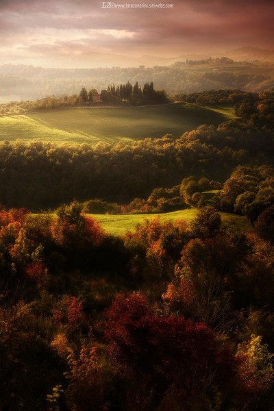 autumn Italy by theoherbots