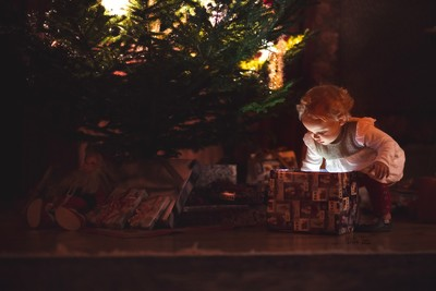Whats hiding underneath the Christmas tree? Whats the secret inside the box? What magic does Christmas have to show? Only the ones exploring it can fi by theoherbots