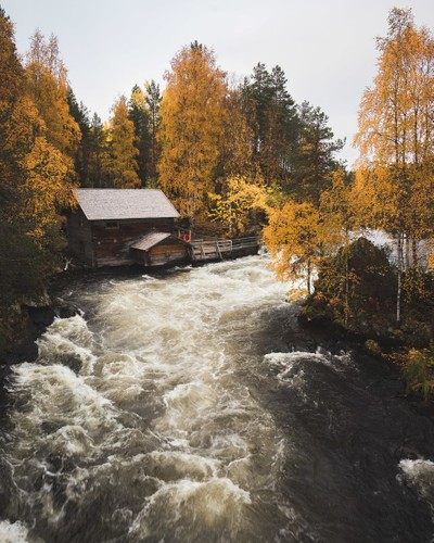 Oulanka National Park in Finland at its finest by theoherbots