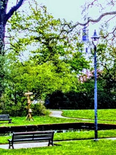 Welkom in Tienen My spring walk 12-04-2020 My walk along in Tienen Belgium Sincerely Theo-Herbots-Photography https:--groetenuittienen.blog- by theoherbots