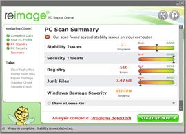 Reimage Software