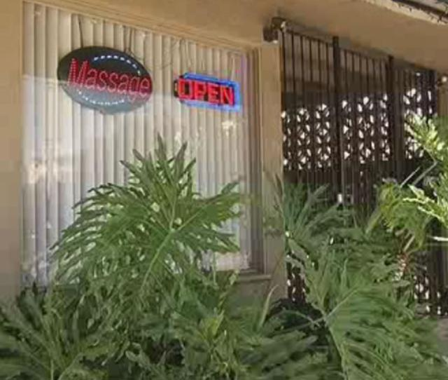 San Jose Cracking Down On Massage Parlors Ahead Of Super Bowl Abcnews Com